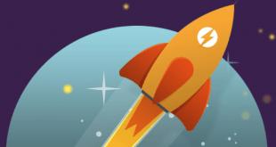 Logo de WP Rocket